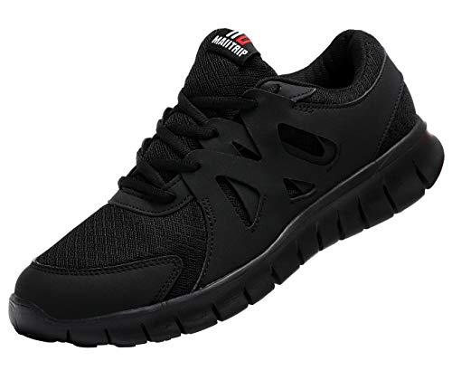 MAIITRIP Men's Running Shoes, Lightweight Non-Slip Gym...
