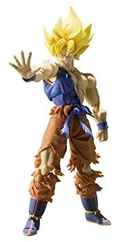 Bandai Tamashii Nations Dragon Ball Z Super Saiyan Goku Super Warrior Awakening S.H Figuarts Action Figure