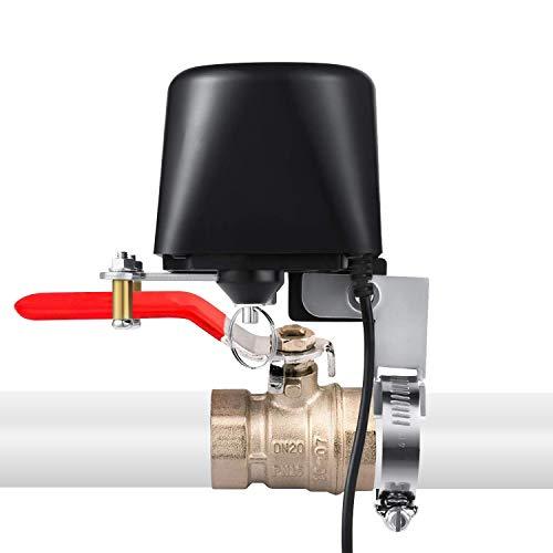 JinvooSmart Wi-Fi-Smart-Wasserventil, Smart-Bewässerungsausrüstung, Smart-Steuerventil, Handy-Fernbedienung, 2,4-GHz-Fernbedienung