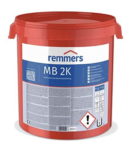 MB 2K Multi-Baudicht 2K Multifunktionale Bauwerksabdichtung Rissüberbrückend (8.3)