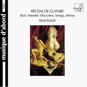 Recital Guitarra (Bach, Haendel, Albeniz