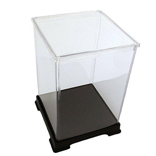 [Collection] transparent plastic case figure doll case Case W 12 x D 12 x H 20 (cm) (japan import) by Octagon