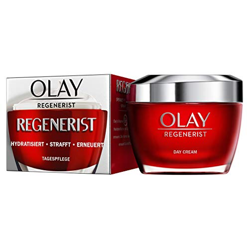Olay Regenerist Tagespflege, Für Frauen, Spendet Intensiv Feuchtigkeit Und Strafft die Haut...