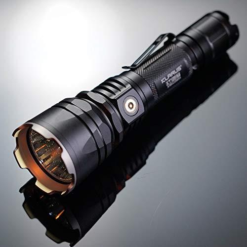 Klarus XT12GT+ 1600 lumenes | Linterna Largo Alcance LED de 1600 lumenes,...