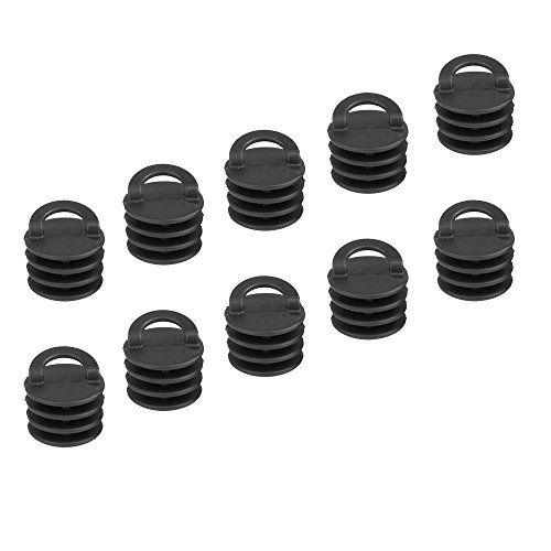 Gimiton Kayak Marine Boat Scupper Stoppers Scupper Plugs bungs for Kayak Canoe Boat Drain Holes Plugs Replacement (10)
