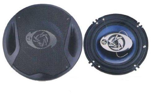 Casse audio auto 300 watt 13 cm coppia altoparlanti