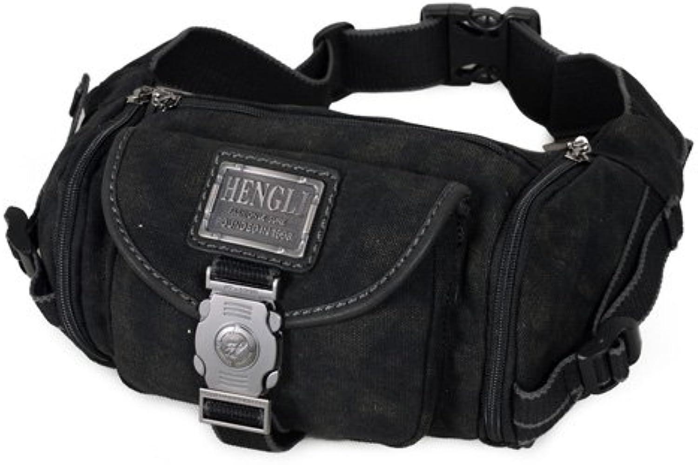 MSZYZ Mnner Vogue Multifunktionale Outdoor Gürteltasche Freizeit Tasche