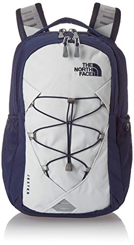 The North Face Women's Jester Backpack, Tin Grey/Montague Blue, One Size