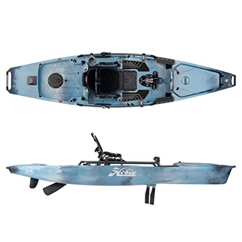 Hobie 2020 Mirage Pro Angler 14 with 360 Drive Arctic Blue Camo