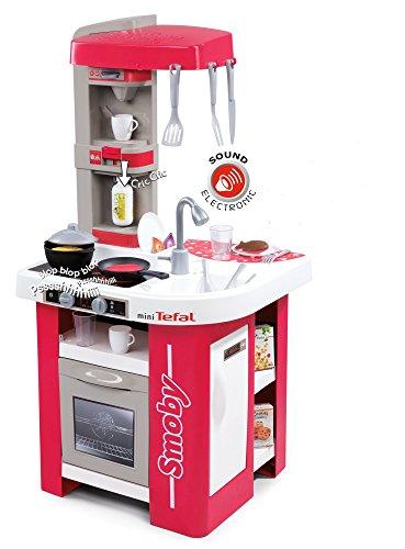 Smoby - 311022  - Tefal Cuisine Studio - Module Electronique + 27 Accessoires
