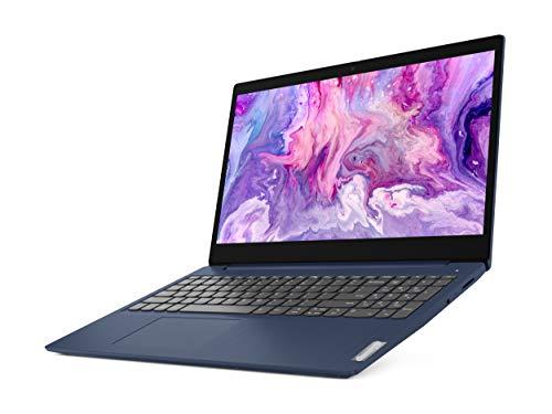 Newest_Lenovo IdeaPad 3 FHD IPS 15 inch Laptop Computer PC, AMD Ryzen 5 3500U (Beat Intel Core i5 8350u), 8GB RAM, 256GB SSD, Webcam, Wi-Fi, Bluetooth, Speaker, HDMI, Windows 10 (ryzen 5/8gb/256gb)
