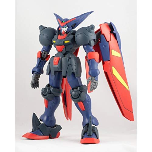 Bandai #128 Master Gundam and Fuunsaiki 1//144 High Grade Future Century