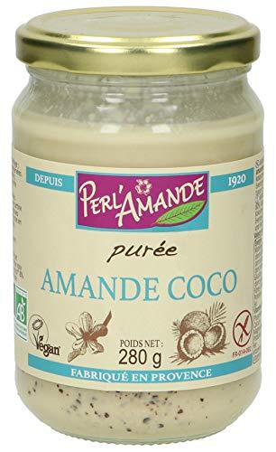 Perl'Amande Purée Amande Coco 280 g