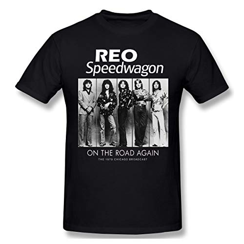 REO Speedwagon On The Road Again Sports Man