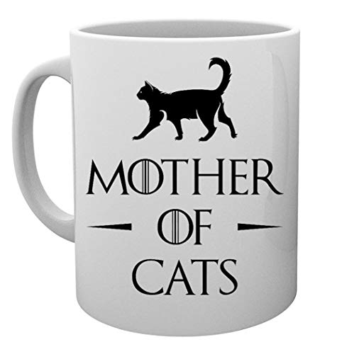 Mother Of Cats Taza Mug Cup