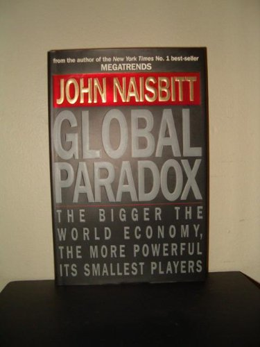 Global Paradox: The Bigger the World Economy, the More Powerful Its Smallest Players