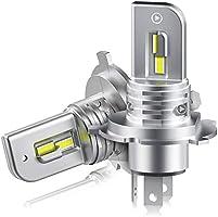 WENLE ledヘッドライト ファンレス LEDバルブ 車検対応 30W