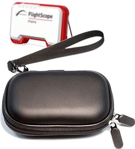 RIGICASE Hartschalen-Tragetasche für Flightscope Mevo, Reisetasche, Staub- / wasserfest, stoßfest, kein Gerät
