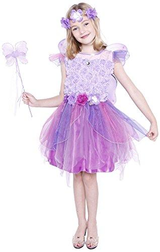 Up & Co–050461–Disfraz Vestido de hada amatista con...