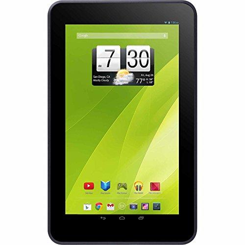 Xtreme Play Tab 1.0GHz 512MB 4GB 7' Pantalla táctil capacitiva Tablet Android 4.0 con cámara web y microSDHC