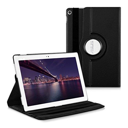 kwmobile Asus ZenPad 10 (Z300) Hülle - 360° Tablet Schutzhülle Cover Case für Asus ZenPad 10 (Z300) - Schwarz