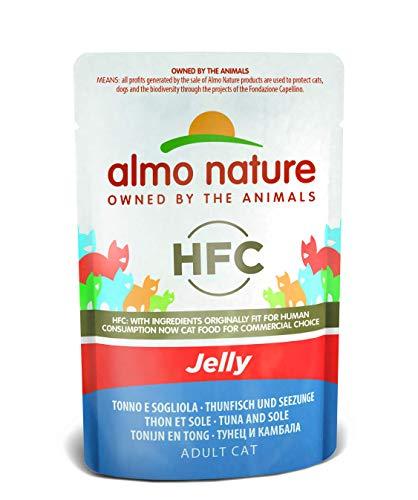 Almo NatureClassic in Jelly pacco da 24 pezzi