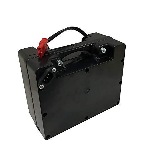 24V Li-ion batería dedicada a sillas de ruedas eléctricas Batería de plomo-ácido reemplazable 12Ah 15Ah 18Ah 24Ah 27Ah 30Ah 33Ah 36Ah 39Ah 42Ah 45Ah 48Ah 51Ah 54Ah 57Ah 60Ah (A-33Ah)