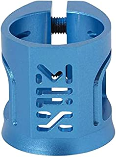 Madd Gear MFX X2 Cobra Anodized Blue Scooter Clamp