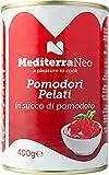 mediterraneo - pomodori pelati in scatola, 6 x 400 g