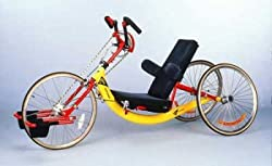 hand cycles disabled