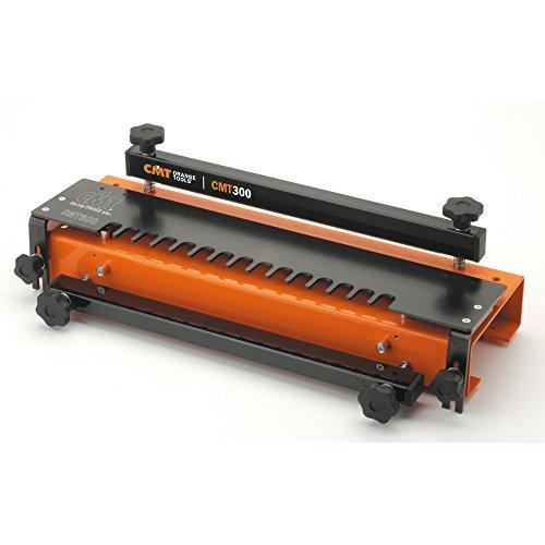 CMT CMT300 Sistema di Giunzione Universale per Incastri (305 mm), Arancio/Nero