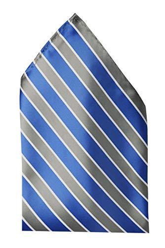 Fabio Farini - Mannenzakdoekje bijpassend bij de stropdas of vlinderdas voor edele gelegenheden of op kantoor