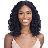 CHRISTA (1B Off Black) - Freetress Equal Synthetic Invisible Part Wig