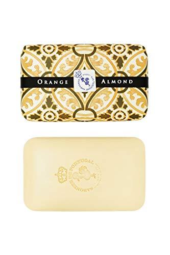 Orange & Almond Portuguese Tile Soap 10.58 Ounces by Castelbel Porto
