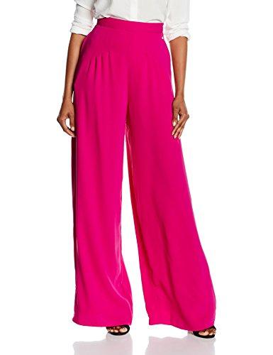 Pedro del Hierro Pantalon Ancho Pliegues, Pinks, 5 para Mujer