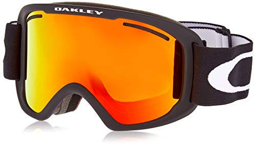 Oakley O Frame 2.0 PRO XL Matte Black Fire Iridium & Persimmon