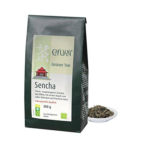CH'UAN® Grüner Tee Sencha bio (200 g)