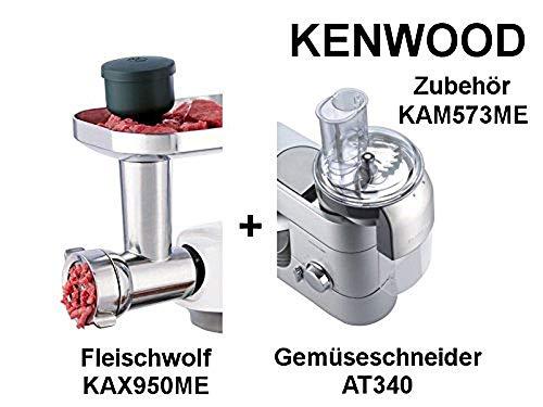 Kenwood KAM573ME Set of 2 Robot Accessories