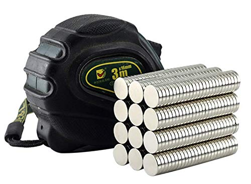 150 pcs 10x2mm Refrigerator Magnets Fridge Magnet,Office Magnets,Whiteboard Magnets