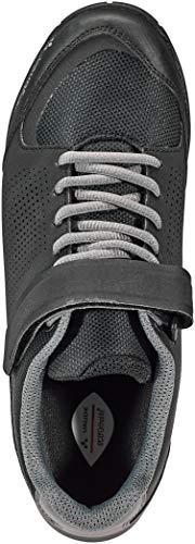 VAUDE Unisex AM Downieville Low Mountainbike Schuhe, Black, 41 EU