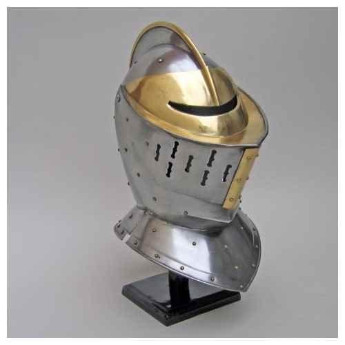 Européenne kinight Armor Casque