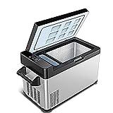 HZYGL 30405565L DC12V24V Refrigerador de Coche Congelador...