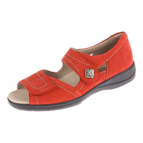 Solidus Damenschuhe Sandale Lia Weite H Red 7310650070 (42 2/3 EU)