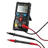 B Blesiya Multimètre Numérique Multimètres LCD True RMS Comptage Multimètre Automatique de Gamme, Tension, Courant, Résistance