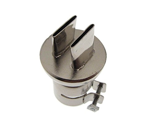 Great Deal! Hot Air Rework Station Nozzle 850 Air Gun Type for SOP IC 7.5x15mm