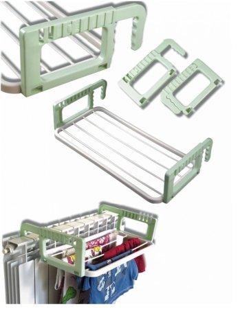 Stendino/Stenditore/Stendibiancheria/Stendino per termosifoni in resina pieghevole