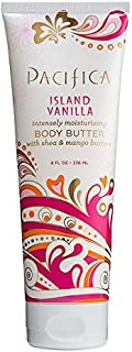 Pacifica Island Vanilla Body Butter Tube - 8 Fl oz.