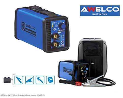 Saldatrice INVERTER ad elettrodo 110-140 - 160 Amp Awelco - MIKRO 134-164...
