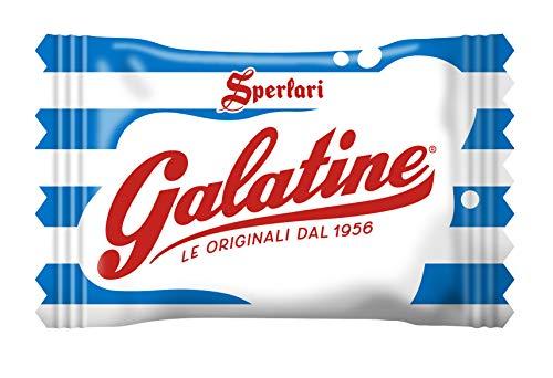 Sperlari Galatine – Bonbons aus Milch, einzeln verpackt, Beutel mit 2,5 kg