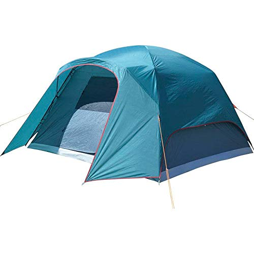 NTK Philly GT 8 to 9 Person 10 by 12 Foot Outdoor Dome Family Camping Tent 100% Waterproof 2500mm, Easy Assembly, Durable Fabric Rainfly, Micro Mosquito Mesh for Maximum Comfort